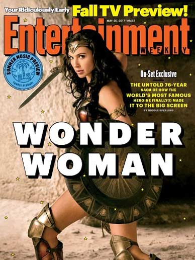 Entertainment Weekly May 26 2017