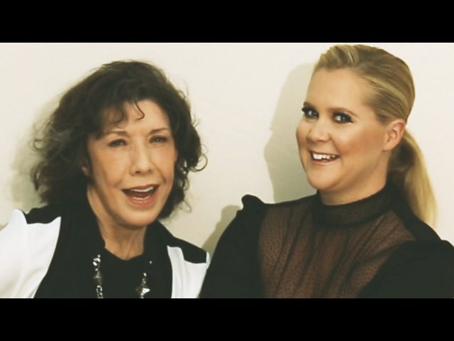 Actors on Actors Amy Schumer and Lily Tomlin Full Video