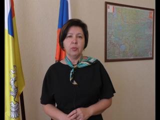 Лаура Петрова, главный государственный санитарный врач Вологодской области в г. Череповце