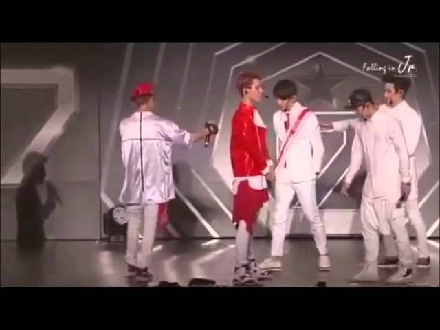 [GOT7 ATW] MarkNior Kabedon full