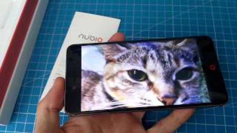 ZTE Nubia Z11 mini S 4 64гб 23 камерафон 2016 года для настольного видеоблогера