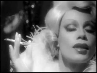 Marlene Dietrich by Evdokimov show
