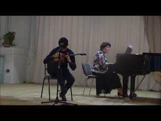 С. Рахманинов - Пляска цыганок (Тимур Кулиев)
