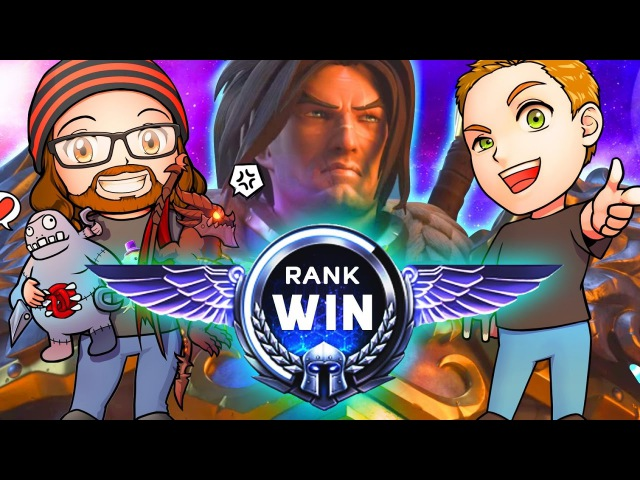 RANK WIN Varian's Violent Visit MFPallytime Mewnfare Heroes of the Storm Gameplay