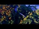 Черкаси з висоти пташиного польоту Аерозйомка Cherkasy video HD