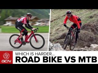 Road Bike Vs Mountain Bike: Which Is Harder?