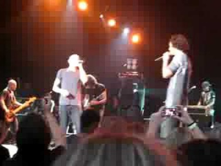 Linkin Park and chris cornell