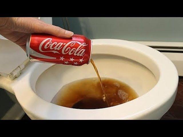 9 Eigenartige Anwendungen von Coca Cola