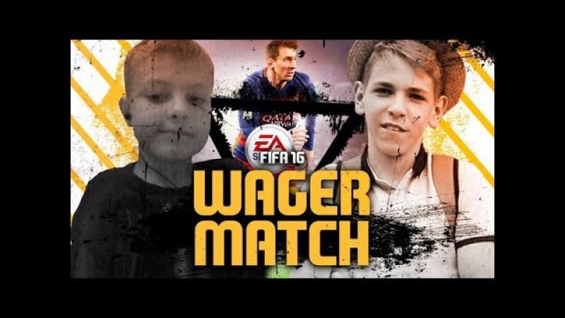 WAGER MATCH oGames FIFA VS NOKES FIFA FIFA 16 FIFA 17