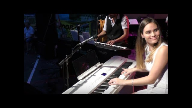 Boogie Woogie Stomp Live Ladyva Alain Boog with Band