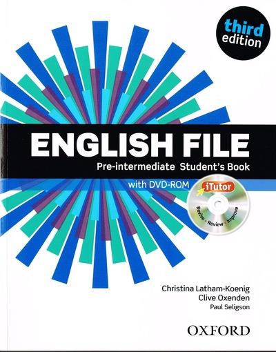 решебник english file intermediate