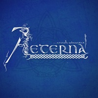 Логотип AETERNA - Progressive Folk Metal Band