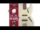 XVIVE B1 Bass Squeezer ★ Compressor Overdrive