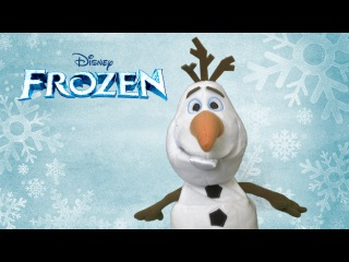 Интерактивный Олаф / Disney Animators' Collection Interactive Olaf from The Disney Store