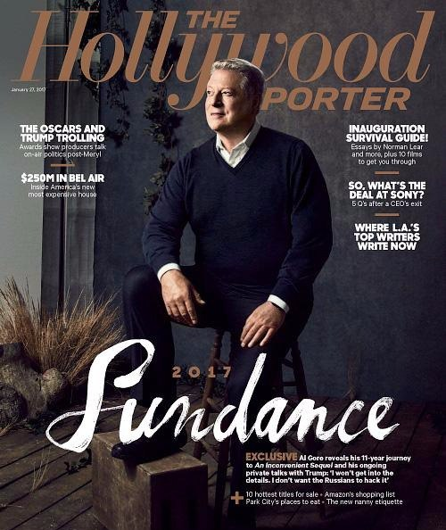 The Hollywood Reporter January 27 2017