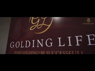 Business meeting in the company golding life!