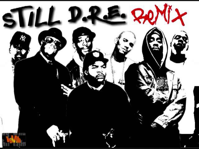 2pac, Ice Cube, Biggie, Mobb Deep, Nas, The Game Jay Z Still D R E Remix youtube original