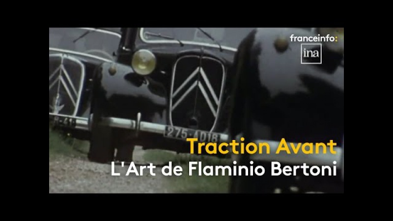 Flaminio Bertoni : j'aurais voulu être un artiste - franceinfo: