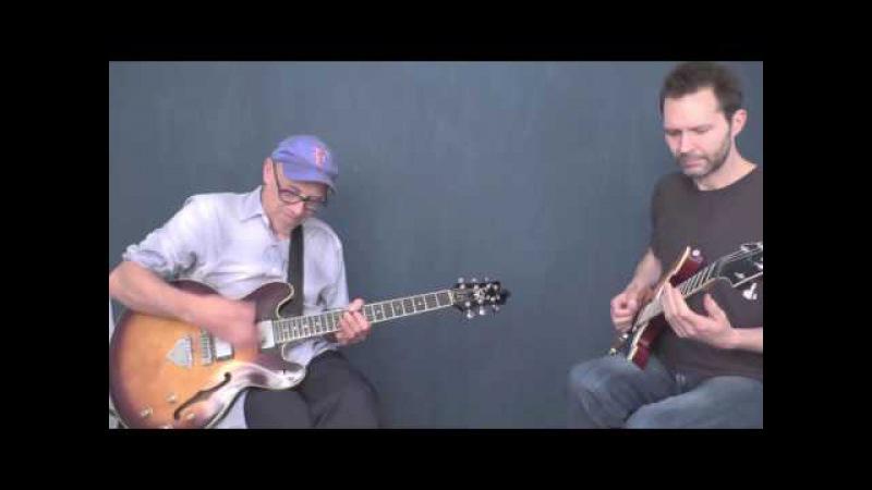 Paul Gilbert with Dan Balmer Interview Jam