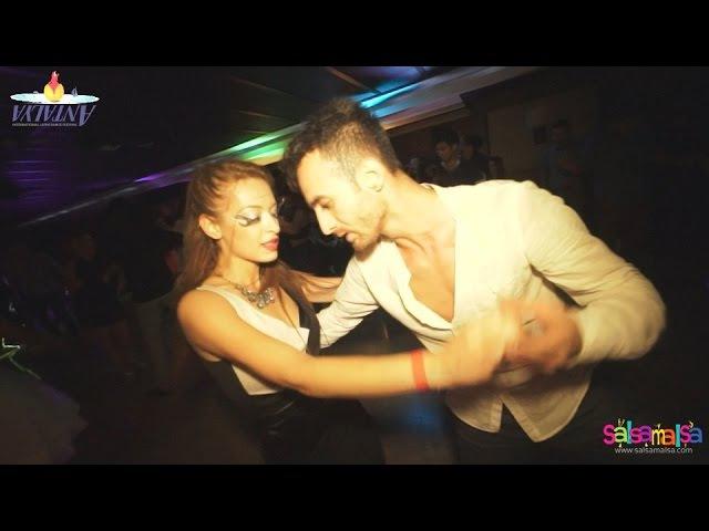 GÖZDE - BUGRA SOCIAL   MUSIC BY DJ ORHUN   1.ANTALYA DANCE FESTIVAL