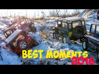 RC Trucks the best moments of 2016
