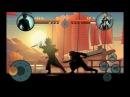 Бой с тенью 2 Победа над ОСОЙ мультик для детей игра Shadow Fight 2