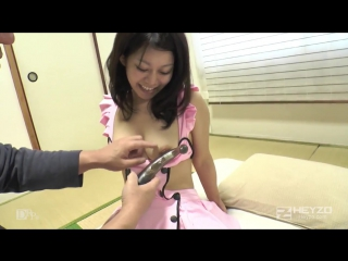 Aya Yamada Enjoy the Special Service from the Delivery House Maid - Asian Porn HD