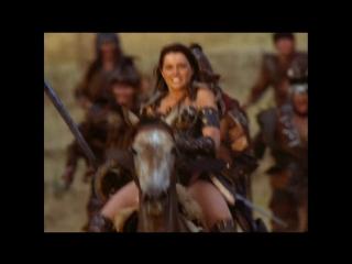 Xena: Warrior Princess (TV series, USA/New Zealand) — music theme in the original intro