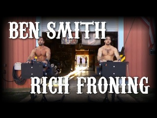 HS Walk & GHD Sit-ups - Rich Froning & Ben Smith