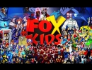 Ностальгия Fox Kids Europe Idents 2002-2004