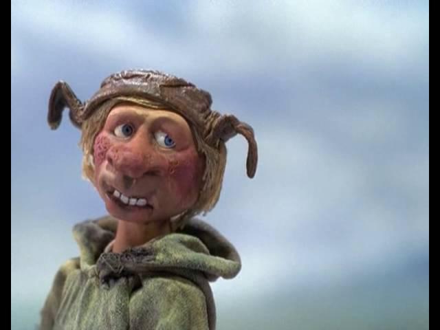 Кентерберийские рассказы 3 Возвращение Аида Зябликова 2000 г Мультфильм Детский Кукольный