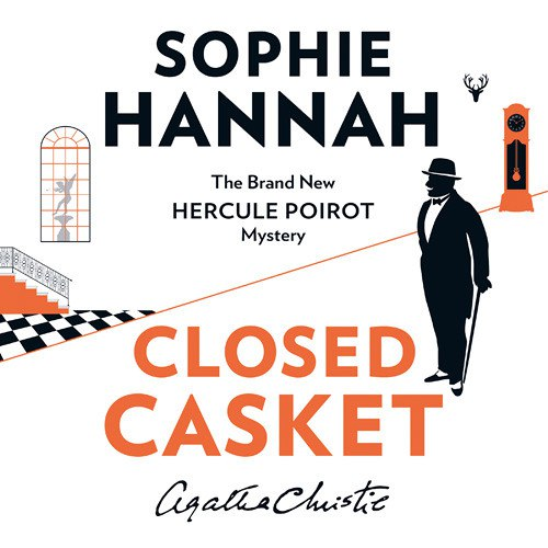 Closed Casket - Sophie Hannah