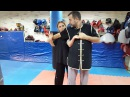 Iliqchuan chin na training Наработка циньна Илицюань