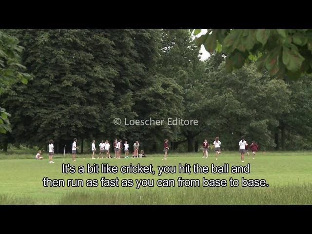 Loescher English Corner 2 4 Sport in the UK with subtitles