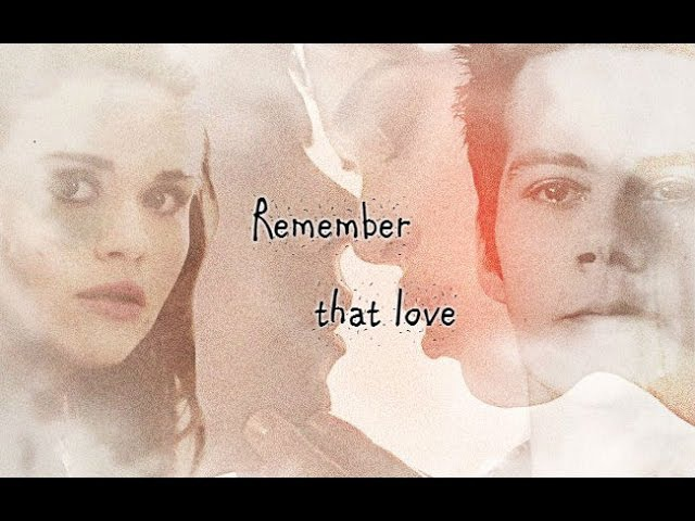 Стидия Stiles Lydia Remember that love Волчонок 6 сезон 7 серия
