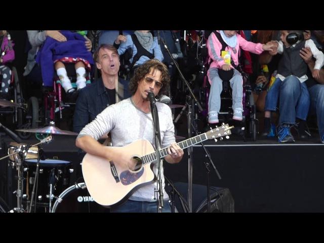 Soundgarden Fell On Black Days Bridge School October 26 2014