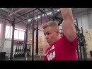 Активация широчи lats activation before pull ups