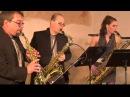 Michael Nyman: Song for Tony - Bohemia Saxophone Quartet