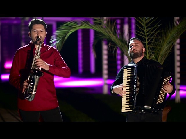 Remus Novac si Borko Radivojevic Balkan Sax