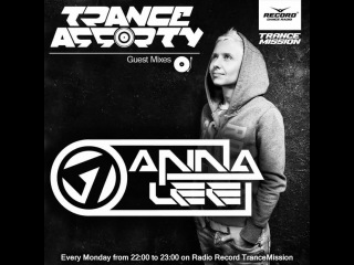 Anna Lee - Guest mix for TRANCE ASSORTY by Alex Believe [Radio Record Trancemission]