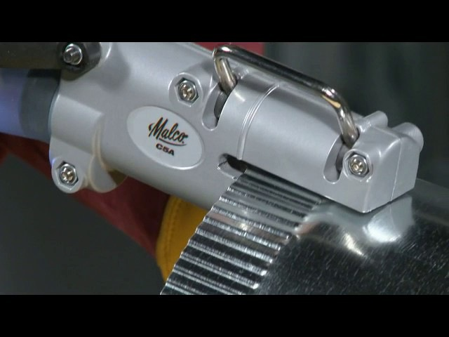 Malco HVAC TurboXTool Crimper C5A