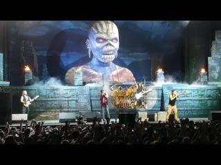 """""""Iron Maiden"""" Iron Maiden@Jiffy Lube Live Bristow, VA 6/3/17"""