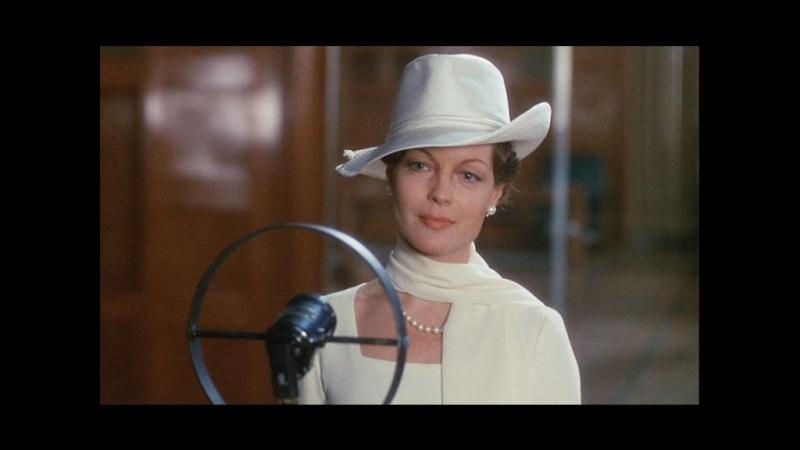 Х Ф Банкирша La banquière Франция 1980 Кинодрама биографический фильм в одной из главных ролей Роми Шнайдер