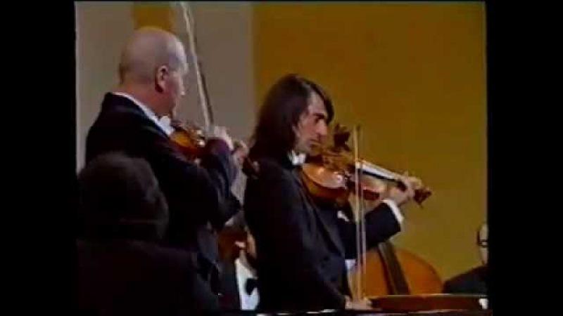 Mozart Sinfonia Concertante K364 Presto Yuri Bashmet Oleg Kagan
