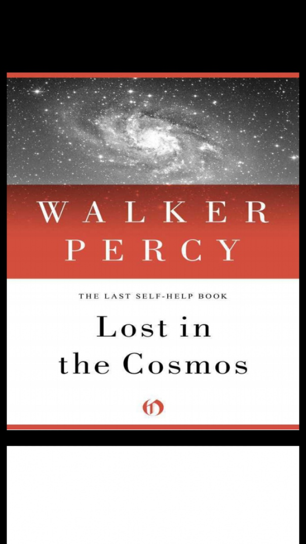 Lost in the Cosmos The Last self-help book