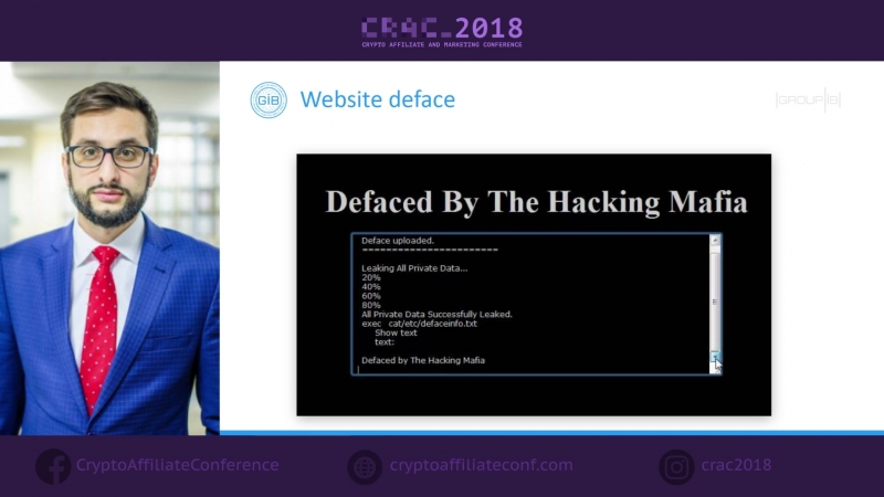 CRAC18 lecture by Ruslan Yusufov