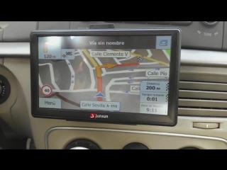 🔥  Отличный 7-дюймовый автомобильный GPS навигатор 8 ГБ  Windows 6.0