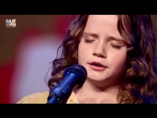 Участница Holland Got Talent Amira Willighagen