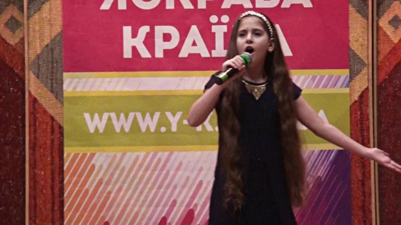Чубач Аміна Продюсерський центр Music Star Твій всесвіт