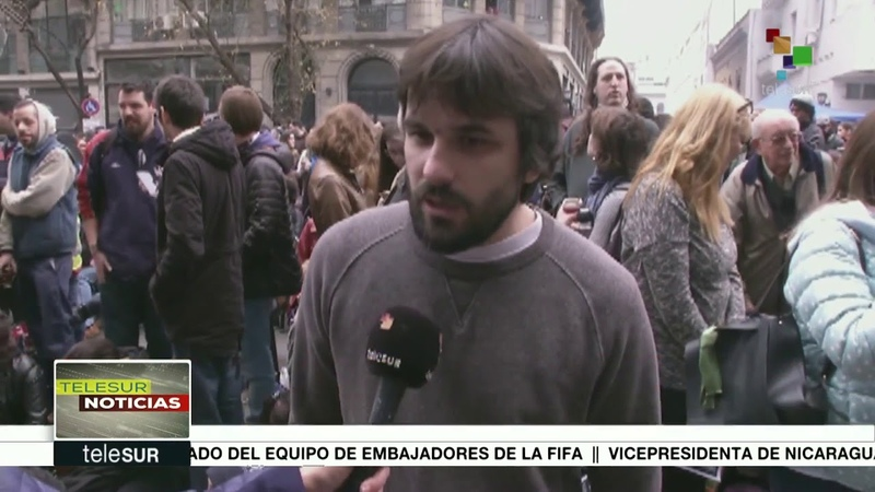Argentina denuncian despidos injustificados en agencia Telam